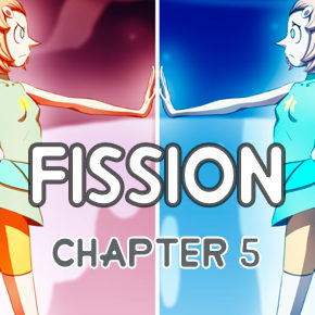 Enter Sea Glass (Chapter 5, Fission)