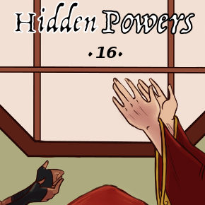 Suspicion and Fear (Chapter 16, Hidden Powers)