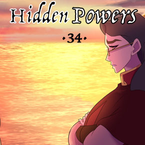 War Room (Hidden Powers, Chapter 34)
