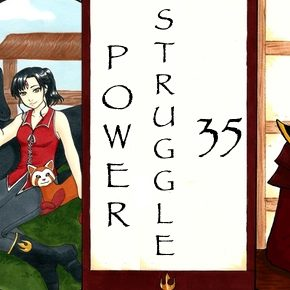 Past the Lies (Power Struggle, Chapter 35)