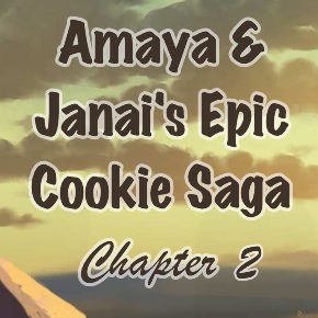 2: Memories from Lux Aurea (Amaya & Janai's Epic Cookie Saga)